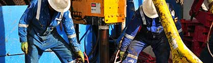 Slingco is a leading specialist supplier to the offshore industries, with products designed to meet the most demanding requirements of the Oil and Gas industry.